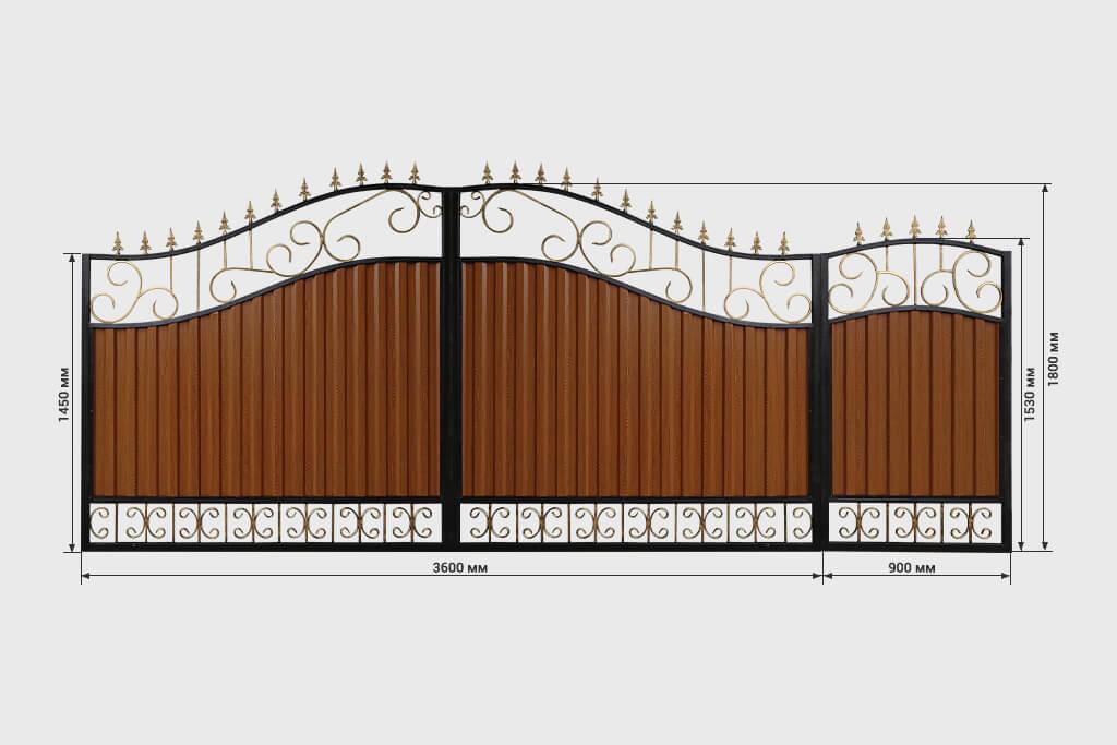 Ворота №8 Кардинал